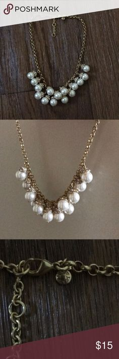 J.Crew Necklace J.Crew pearl necklace | like new condition | J.Crew Factory Jewelry Necklaces