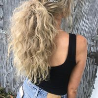 Such a Tease! Create Volume and Grip Using Jatai's Teasing Pin Comb - News - Modern Salon Beige Blonde, Icy Blonde, Cool Blonde, Blonde Hair, Blonde Color, Nordic Blonde, Gray Color, Balayage Color, Platinum Blonde