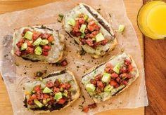 Pan instantáneo con chía - Cocina VitalCocina Vital
