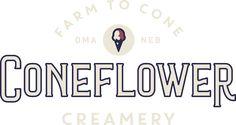 Coneflower Creamery – Farm to Cone Ice Cream Best Ice Cream, Make Ice Cream, Artisan Ice Cream, Local Milk, Sugar Cones, In Season Produce, Ice Pops, Lets Do It, Cookies And Cream