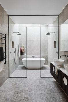 Main Bathroom - Alisa & Lysandra - Albert Park Project