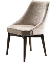 Is-A Chair Henge Is-A Chair designed by Isabella Genovese for Henge is a chair with black eucalyptus varnished beech frame. Fabric or leather upholstery.