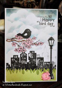 AliCards: Happy Bird-day Jessica!