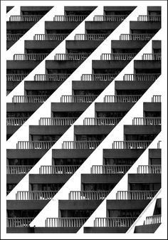 Concrete / Abstract by Peter Duchek