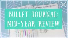 I'm here to show you how to live a more centered and inspired life, one beautiful day at a time! Annual Review, New Things To Try, Goal Digger, Beautiful Day, Bullet Journal, Videos, Berry, Journals, Youtube