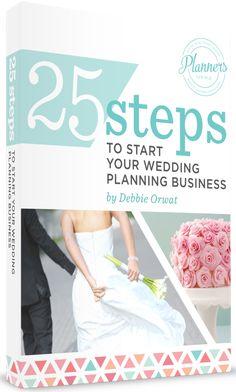 wedding planning organising step guide