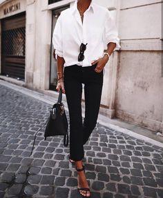Moda Minimalista – Roses and Makeup Trendy Outfits, Fashion Outfits, Fashion Tips, Fashion Trends, Fashion Styles, Work Outfits, Fashion Check, Fashion Clothes, Fall Fashion