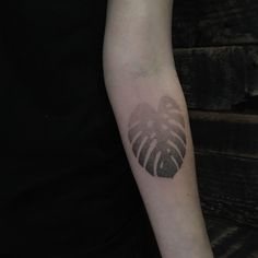 The actual symbol for human from arrival done by david for Defining skin tattoo columbus oh