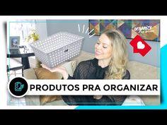 Personal Organizer, Kitchen Organization, Toy Chest, Storage Chest, Fun, Youtube, Household Cleaning Tips, Organizing Tips, Home Organization