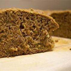 Kingman's Vegan Zucchini Bread (no yogurt)