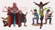 Fanart, Techno, Character Art, Character Design, Dream Friends, Minecraft Fan Art, My Dream Team, Dream Art, Cute Art