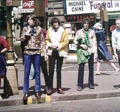 Pink Floyd, London 1967