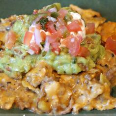 Easy Enchilada Casserole Recipe - Key Ingredient