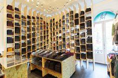 Weekday store : Gonzalez Haase - Amsterdam