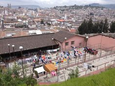 A video of Ecuadorean culture on a trip through 2 of the 3 regions