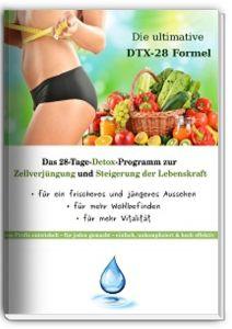 DTX-28 Formel Vollpaket 28 Tage Entgiftungskur