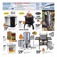 Cabela's Pre-Black Friday 2018 Ads and Deals Browse the Cabela's Pre-Black Friday 2018 ad scan and the complete product by product sales listing. Black Friday Ads, Make It Simple, Coupons, Coupon