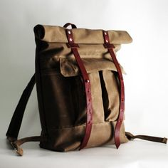 The Camper Satchel by Sketchbook