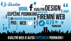 Dobře vytvořený firemní web je v současnosti alfou v úspěšném podnikání. Základem je kvalitní grafické provedení. Rada od nás? Vyvarovat se přehnaných grafických prvků, které mohou stránky zpomalovat a především způsobit chaos v navigaci a dalších zásadních prvcích webu.   #web #grafika