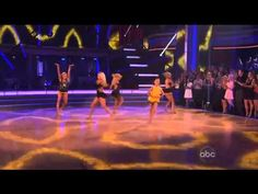 Sophia Lucia @ Dancing With The Stars, episode #300 2013 - YouTube