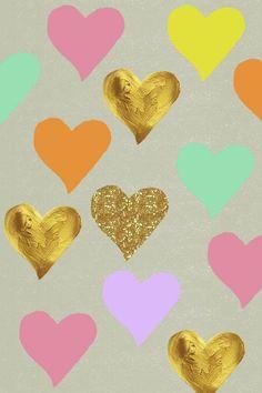 Heart iPhone 4 Wallpaper