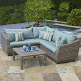 Found it at Wayfair - Cannes™ 4 Piece Deep Seating Group