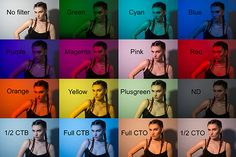 I started playing the Rosco Photo Gel kitabout a week ago, and after a few tests Ican say I really love all those awesome colors. Hit the jump for 8 lighting setups using gels before diving into how I used it, let's do a quick content overview, it includes 20 square sheets of 30x48cm with [...]