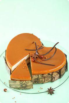 A receita em português está em baixo. Вспоминаю об этом торте с особым наслаждением..)) Делала его еще в сентябре, в самый разгар ябл...