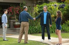 Kerr Smith, Jamie McShane, Maia Mitchell, and Hayden Byerly in The Fosters The Fosters Episodes, The Fosters Season 3, Make A Family, Family Love, Kerr Smith, Jake T Austin, Teri Polo, Maia Mitchell, Popular Shows