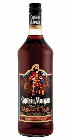 Captain Morgan - Jamaica Black
