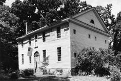 Massie House in Alleghany County, Virginia.