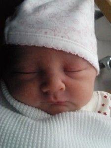 My Big Girl's Birth Story