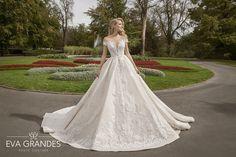 Eva Grandes | Luxury 2019 | Campaign Lace Wedding, Wedding Dresses, Campaign, Bridal Style, Couture, Luxury, Fashion, Boyfriends, Bride Dresses