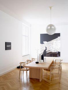 Art collector ,Scandinavian,modern,minimal,design