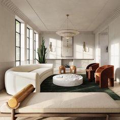 New Interior Design, Top Interior Designers, Contemporary Interior Design, Interior Decorating, Residential Interior Design, Decorating Tips, Exterior Design, Interior Minimalista, My New Room