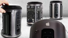 Apple Mac Pro - Sieht aus wie eine Dose, ist aber technisch auf hohem Niveau.
