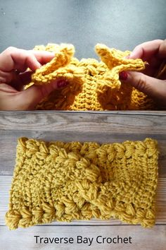 Braided twist crochet headband free pattern with video tutorial circles . Braided Twist Crochet Headband Free Pattern with Video Tutorial- Create this gorgeous crochet headb Bandeau Crochet, Crochet Headband Free, Knit Headband Pattern, Crochet Baby Bloomers, Headband Crochet, Shrug Pattern, Crochet Baby Beanie, Diy Headband, Crochet Crafts