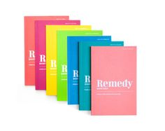 // Remedy Quarterly. Love this periodical. Food and good stories.