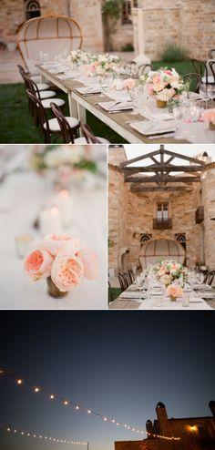 Santa Ynez, California Wedding from Joy de Vivre + Michael & Anna Costa | The Wedding Story