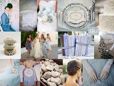 Wedding Trends for 2014 | SouthBound Bride Blue weddings #weddingdress #2014weddingtrends #blue
