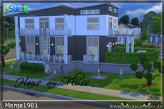 Custom Houses Sims 4 Blackys Sims 4 Zoo House on