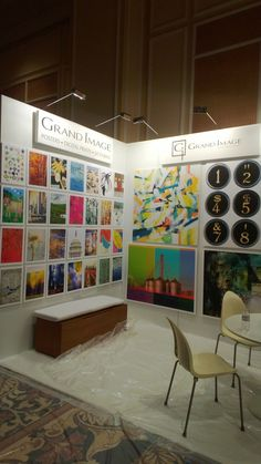bridal show booth ideas | Grand Image Booth #WCAF 2013 | Bridal Show Booth Ideas