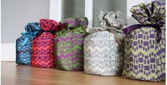 Je Vous En Prie - Fabrics designed and woven in Britain - Silk Doorstops