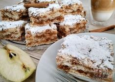 Gateaux Cake, Cinnamon Apples, Cookie Desserts, Food Lists, Finger Foods, Sweet Recipes, Deserts, Good Food, Food And Drink