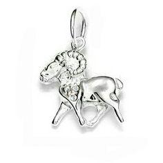 Pandantiv zodiacal din argint 925. Mai multe modele pe www.simoshop.ro/ #argint #swarovski #simoshop Mai, Zodiac, Swarovski, Horoscope