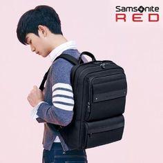 Samsonite RED MONDO My Love from the Star Do Min-joon BACKPACK BLACK #SamsoniteRED #Backpack