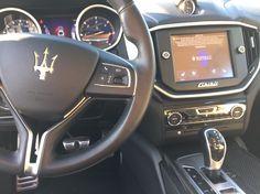 Maserati Ghibli Lenkrad