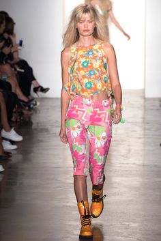 Spring 2015 Ready-to-Wear - Jeremy Scott