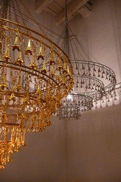 Parisian chandeliers