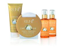 Keune Care Line Satin Oil Group Shot.